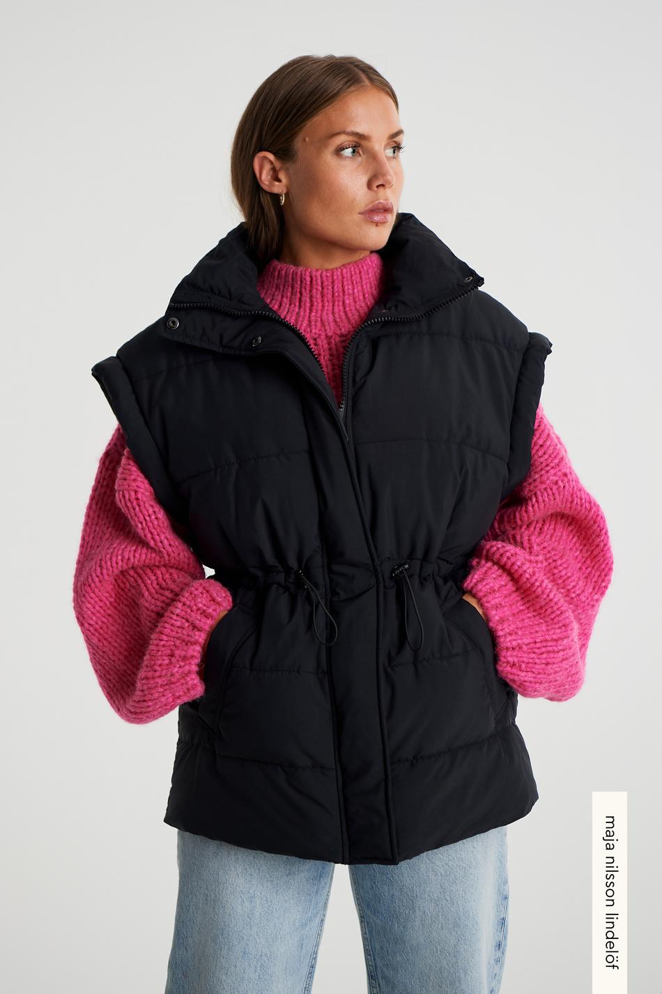Teddie trucker jacket, Maja Nilsson Lindelöf X Gina Tricot