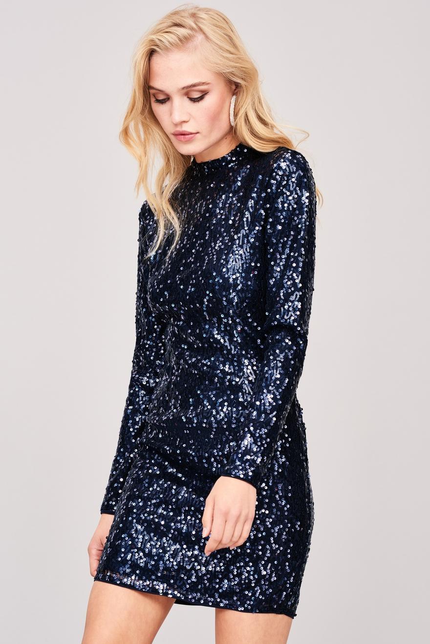 f407c140a8cf dress Gina 00 Tricot Liza sequins festkjoler NOK 499 4fBRxz