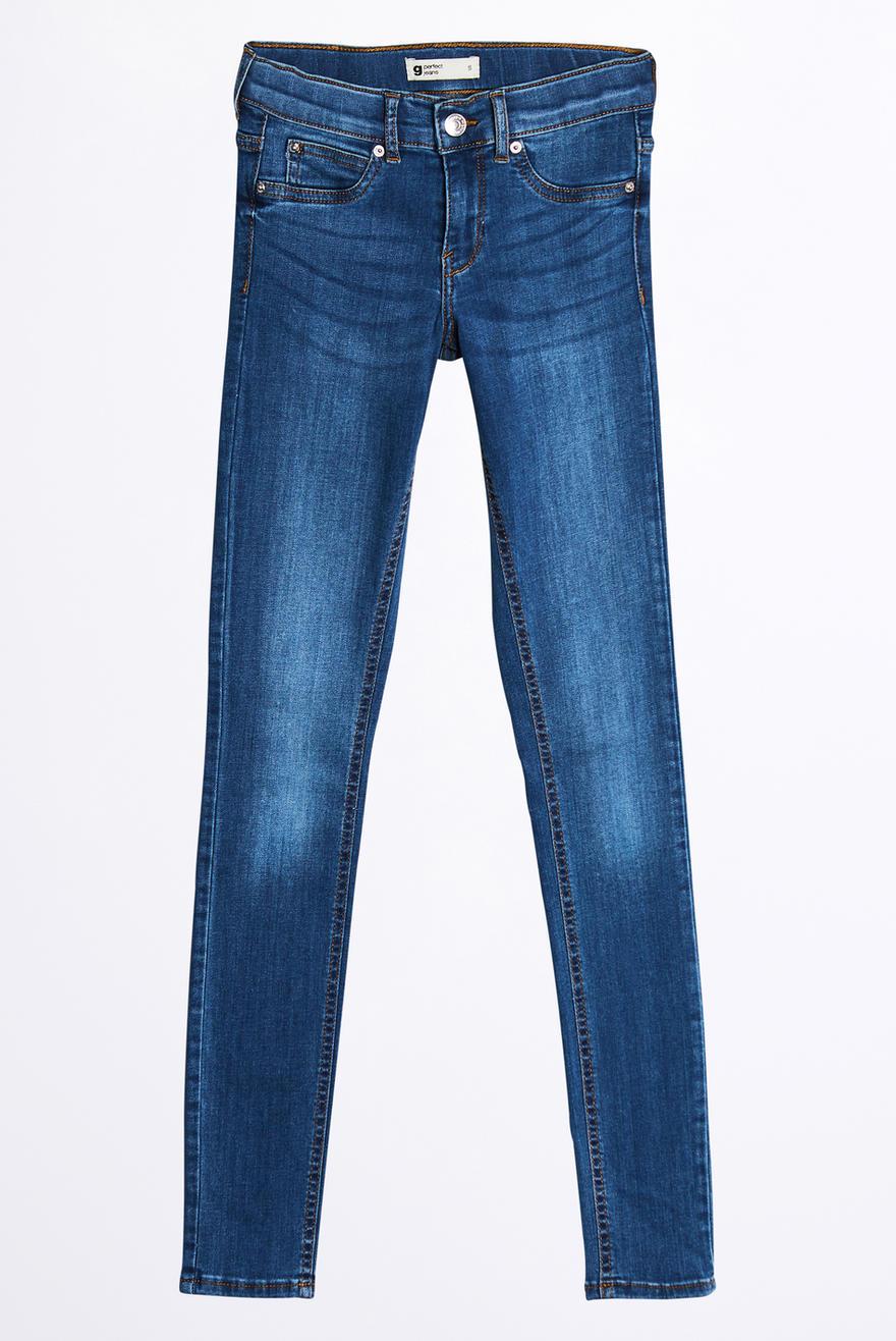 Skinny low waist superstretch jeans 29.99 EUR 0a3affde8a