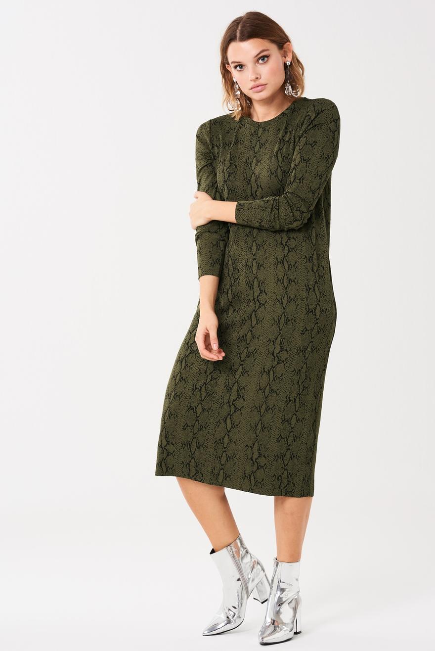 Zoey jacquard klänning 199.00 SEK 3a9fd0ce039a6