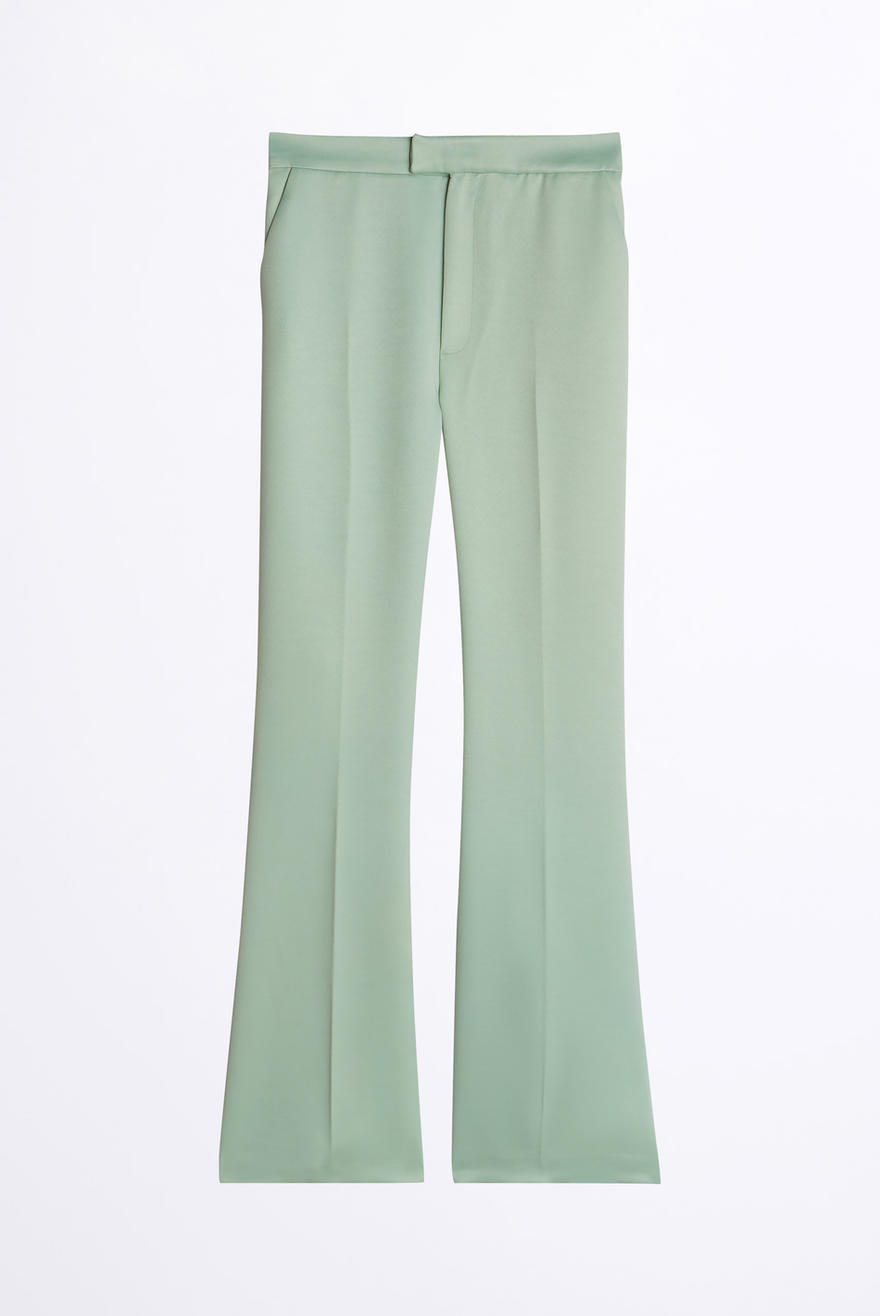 Sussi satin trousers