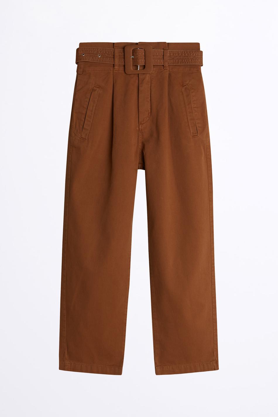 Paperbag twill jeans 274.50 DKK, Bukser Tøj og mode online