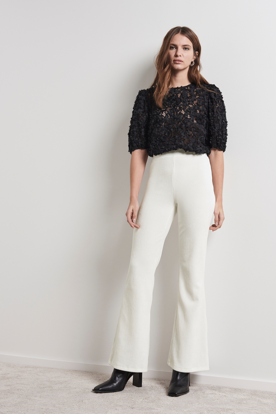 Erika corduroy trousers